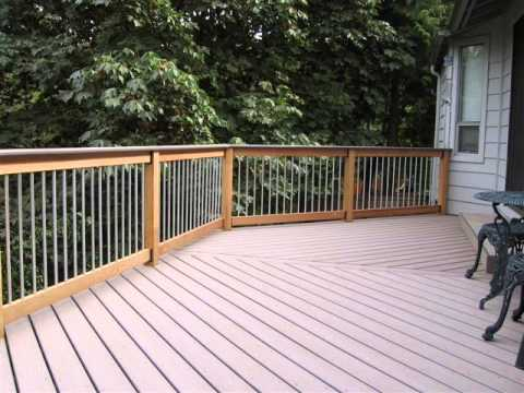 outdoor porch flooring options - YouTube