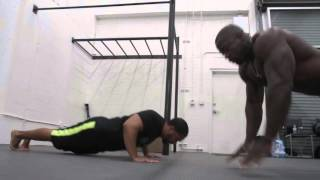 Mike Rashid trains with Barstarz in Miami | Calisthenics