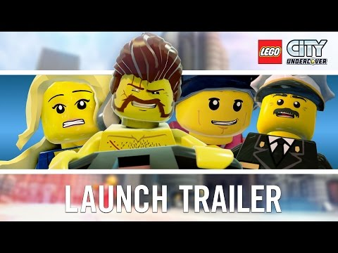 LEGO City Undercover: Launch Trailer
