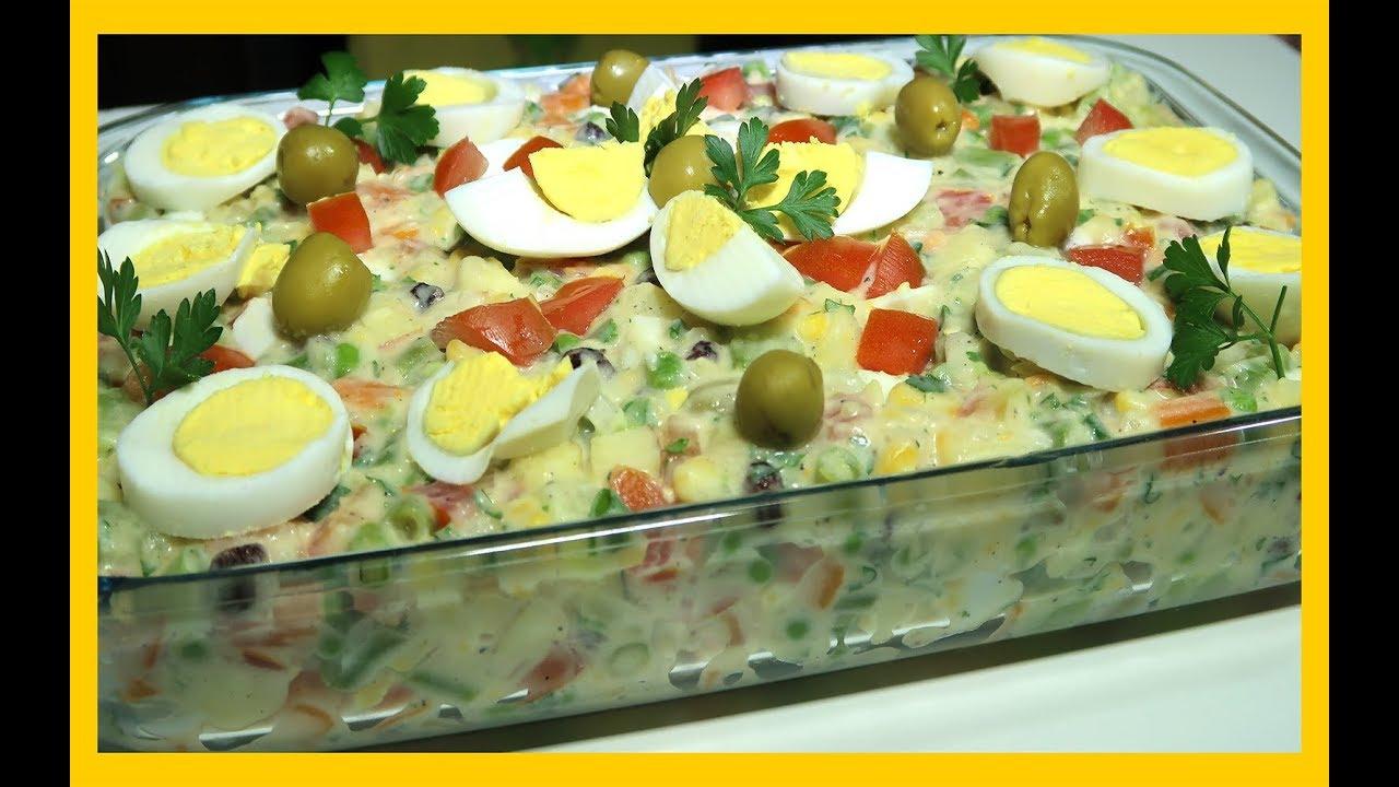 Salada Natalina especial de Natal MELHOR SALADA DO MUNDO ...