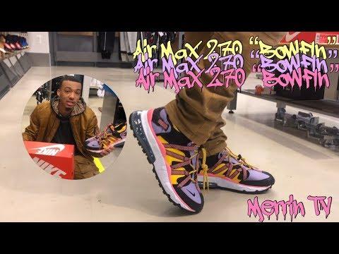 """Nike Air Max 270 BOWFIN aka """"DRIP TOO"""