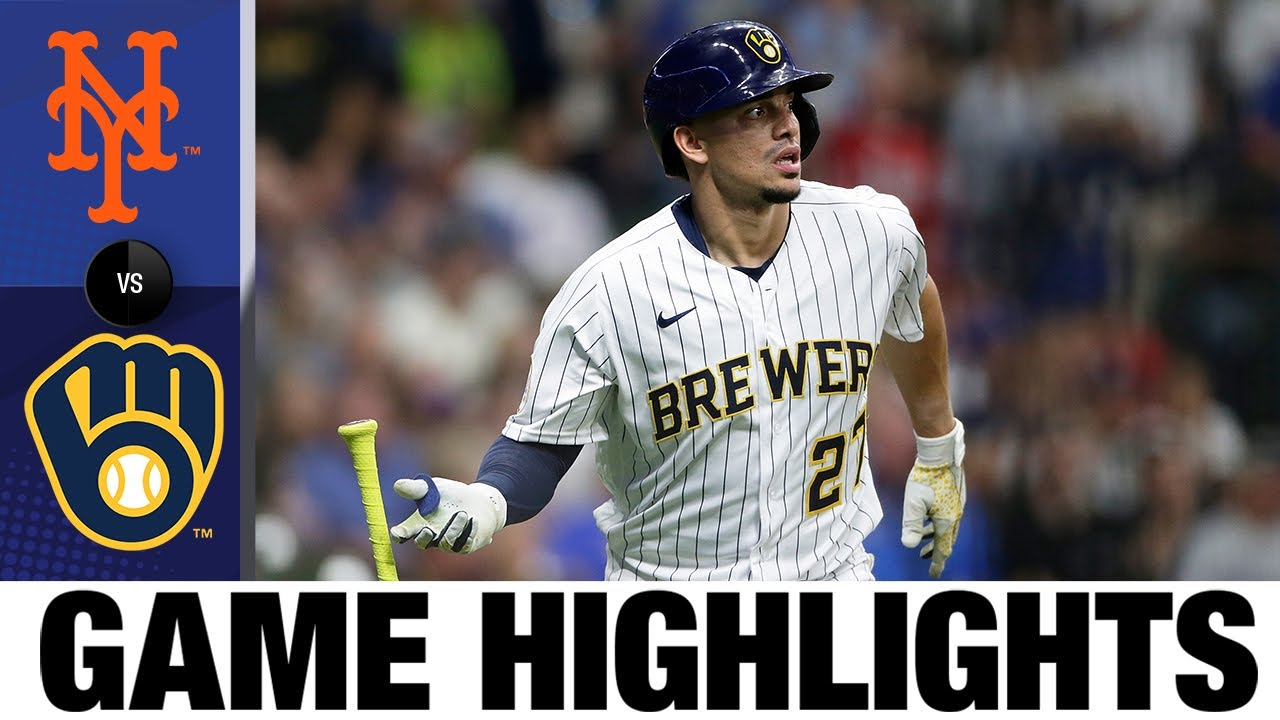 Download Mets vs. Brewers Game Highlights (9/24/21)   MLB Highlights