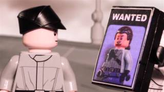 Imperial Roadblock - LEGO Star Wars - Mini Movie