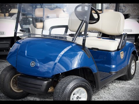 Golf Cart - Acrylic Windsheild Scratch Removal, Wet Sanding, Buffing to Perfection