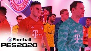 PES 2020 Test | Besser als FIFA ? | Deutsch German | zotzy