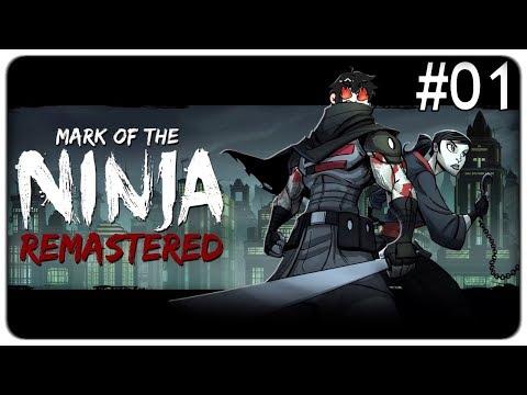 NESSUNO PUÒ SCONFIGGERE LA MIA NINJAGGINE | Mark of the Ninja Remastered - ep. 01 [ITA]