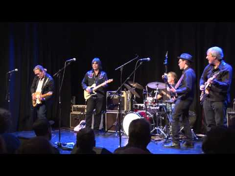 "MASTERS OF THE TELECASTER ""Deep Feeling"" (Chuck Berry) Sellersville Theater 10-19-14 HD (1080p)"