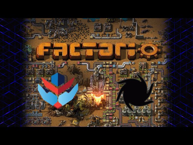 Factorio 1.0 Multiplayer 1K SPM Challenge - 87 - Black Gold Refining