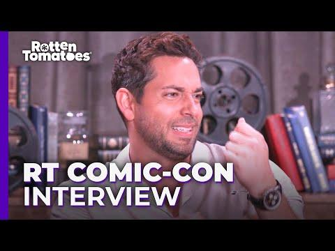 Shazam! UNCUT Comic-Con Interview | Rotten Tomatoes