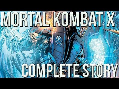 Проект По:читаем комикс Mortal Kombat X Кровавые узы. Книга 1