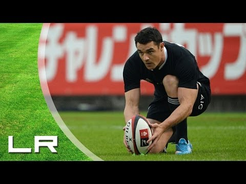 Dan Carter Highlights - 2013 ᴴᴰ