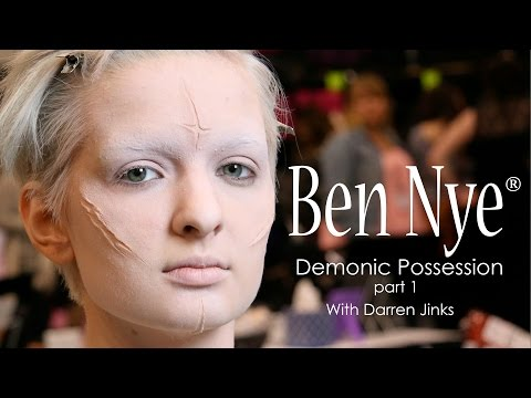 How To: Demonic Possession Part 1 with Ben Nye Makeup