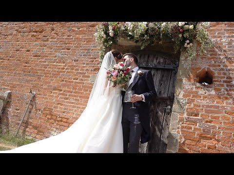 Wedding video  Sarah Clarke & James Clarke
