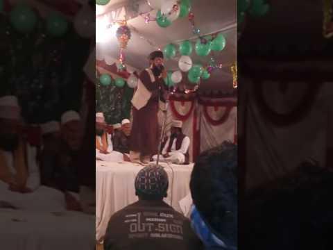 Maulana irfan raza shakurabadi ...besaharon ke ban k sahare
