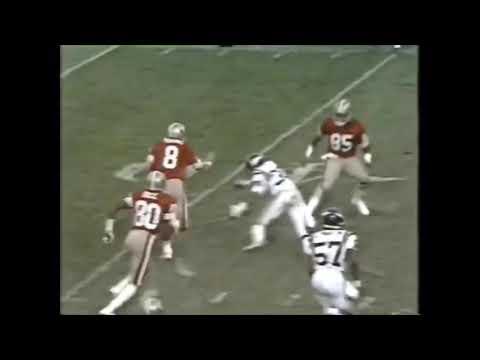 Steve Young's Greatest Runs