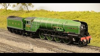 Hornby TTS Sound ,Cock O the North .