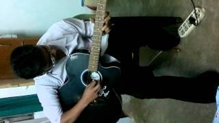 guitar lead of kisi roj tumse mulakat hogi(pardes)