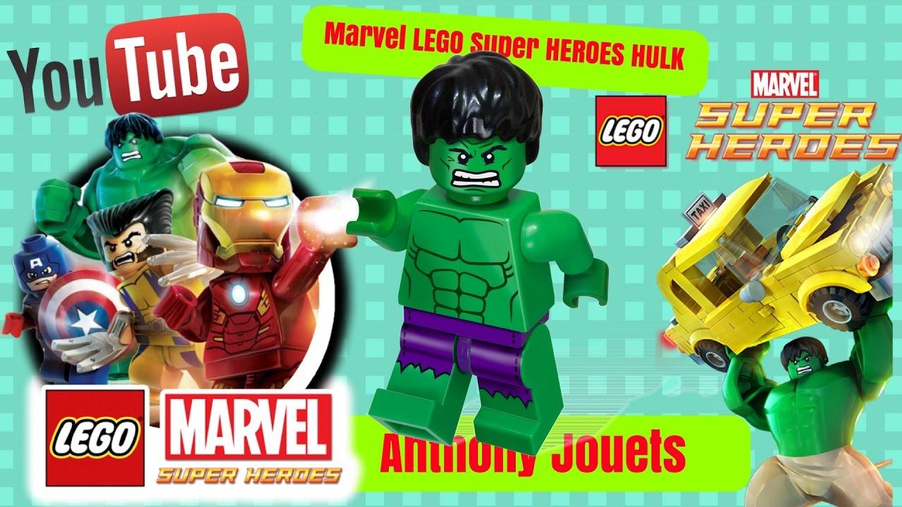 Marvel Minifigures Mini Figurine Hulk Lego ZuPXiOk