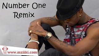 Diamond Platnumz  Number One Remix Official