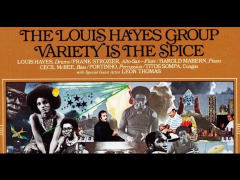 Stardust - Louis Hayes, featuring Frank Strozier