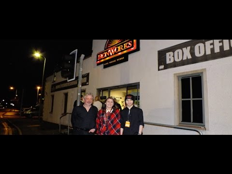 Nae Cash @ The IronWorks Inverness ReelYes 2015