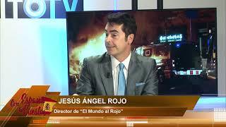 JESÚS Á ROJO: Pedro Sánchez es rehén de Torra y del separtismo del PSC