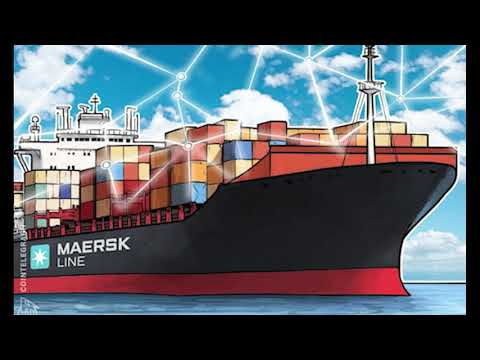 Logistics Giant Maersk Starts Using Blockchain Platform for Maritime Insurance,Hk Reading Book,