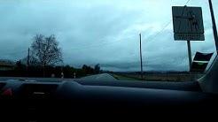 TimeLapse trajet en voiture de Varilhes à Coutens