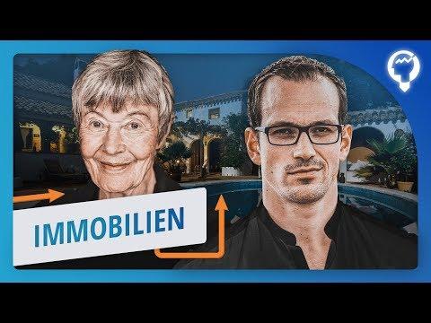 Die besten Immobilien Aktien - mit Beate Sander - Podcast