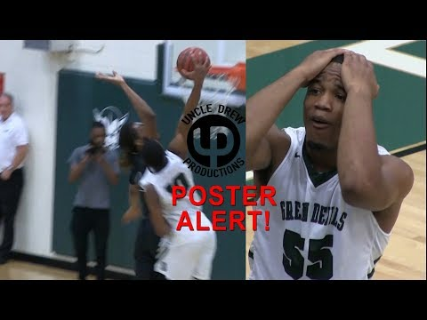 Serrel Smith POSTERIZES DEFENDER!! St. Pete vs Sickles Highlights