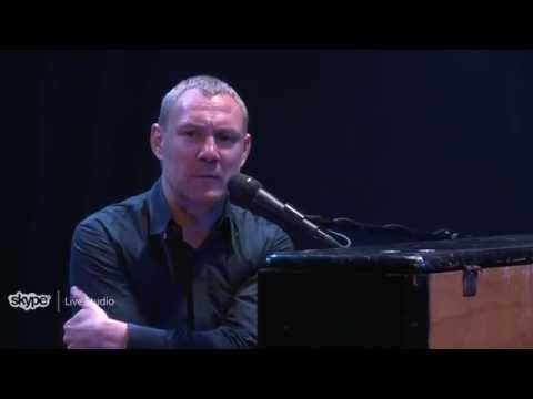 David Gray - Interview (101.9 KINK)