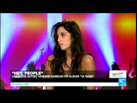 Yasmine Hamdan: One voice, different worlds - Encore!