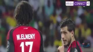 اهداف - ملخص مباراة مصر والكاميرون 1-2 رؤوف بن خليف النهائي كأس الأمم الأفريقية 2017