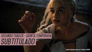 Juego de Tronos - Quinta Temporada: Segundo Tráiler [SUBTITULADO] HD