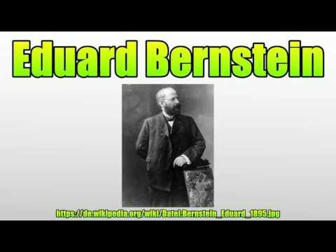 Eduard Bernstein