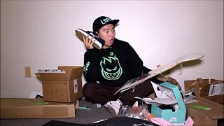 MY BIGGEST UNBOXING VIDEO + STICKER GIVEAWAY!