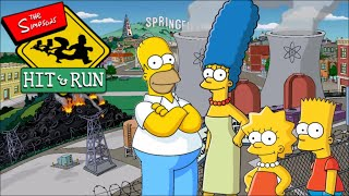 The Simpsons: Hit & Run  le Film PC