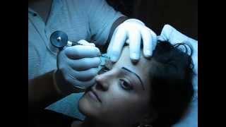 Cat costa tatuaj sprancene Zarescu Dan 0745001236 http://www.machiajtatuaj.ro