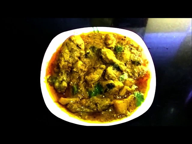 Chicken Aloo Ka Salan Easy Chicken Recipes Indian Chicken Curry