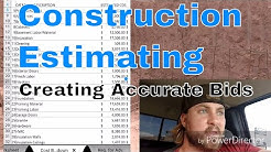 Construction bidding: how to start the process