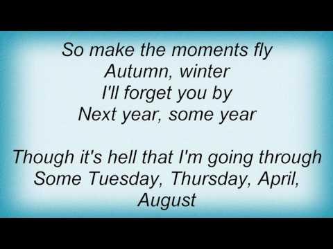 Bernadette Peters - Time Heals Everything Lyrics