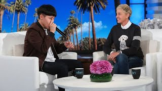 Download Korean Beatboxer 'Bigman' Daeung Yun Wows Ellen Mp3