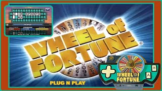 Jakks Pacific Plug N Play: Wheel of Fortune
