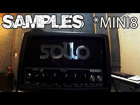 Samples - Sollo *Mini8