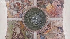 Fresker i Nationalmuseum
