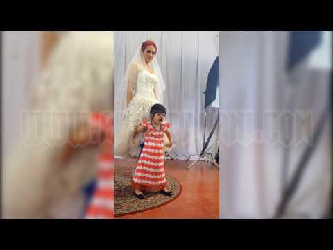 Mulan - Shafeea, Behind The Scene Video Clip