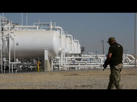 موظفو النفط العراقيون يعودون إلى كركوك بعد طرد الأكراد