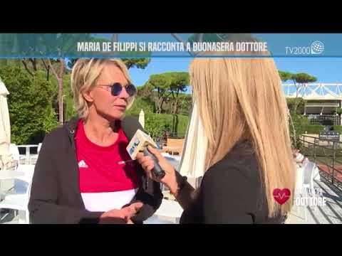 Maria De Filippi si racconta a Buonasera Dottore