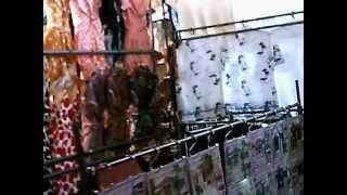 Einkaufen in Thailand günstige Damen- Herren- Kindermode shoppen