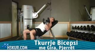 Tkurrje Bicepsi Me Gira Pjerrwt 1